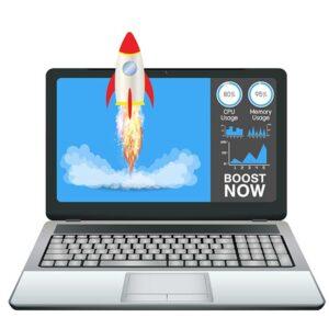 Ваш Персональний IT- консультант та Віддалене налаштування всіх Ваших пристроїв, Модернізація швидкодії ноутбука