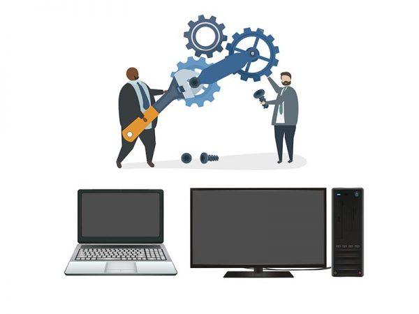 Ваш Персональний IT- консультант та Віддалене налаштування всіх Ваших пристроїв, Обслуговування ПК чи ноутбуків