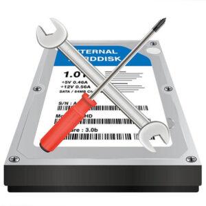 Ваш Персональний IT- консультант та Віддалене налаштування всіх Ваших пристроїв, Розбивка HDD / збереження даних
