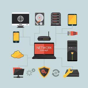 Ваш Персональний IT- консультант та Віддалене налаштування всіх Ваших пристроїв, Налаштування параметрів мережі
