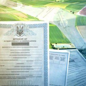 Державна реєстрація земельної ділянки — подати заяву онлайн