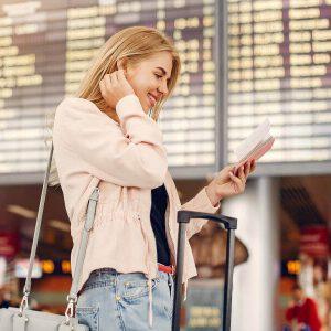 Реєстрація на рейси та check-in